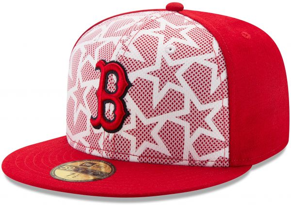 a9a806183df New Era MLB Boston Red Sox Men s 2016 Stars   Stripes 59Fifty Fitted ...