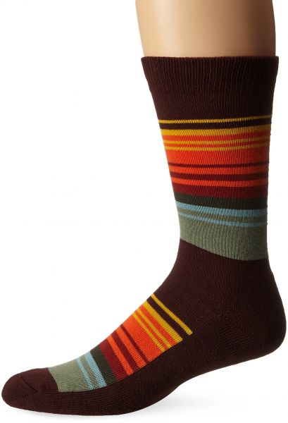 63ce2dca4 Pendleton Men's National Park Cotton Crew Socks, Brown, Large(9-12) | KSA |  Souq