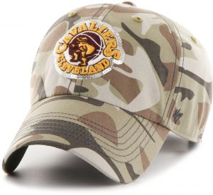 de2b625c0e9  47 NBA Cleveland Cavaliers Women s Sparkle Camo Clean Up Hat