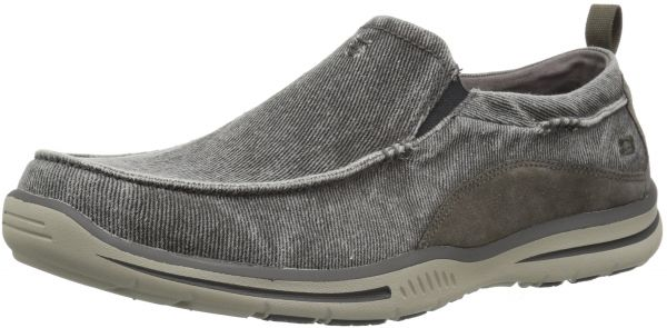 ad3b25ad357 Skechers Men s Relaxed Fit Elected-Drigo Loafer