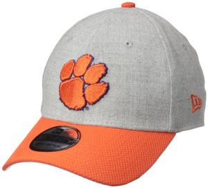 New Era NCAA Clemson Tigers Adult Change Up Redux 39THIRTY Stretch Fit Cap 53decce9016d
