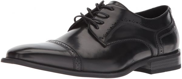 c0f33fb7c63c5 Unlisted by Kenneth Cole Men s Bryce Lace up Oxford