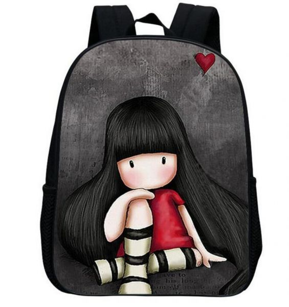 3743313b7032 12inch kindergarten bag children s shoulder bag small backpack girls ...