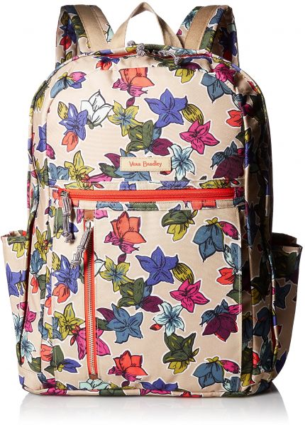 f90cee2f11b0 Vera Bradley Women s Lighten up Grand Backpack