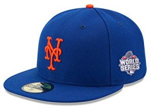 6f01feed78c MLB New York Mets Adult World Series AC On Field 59Fifty Cap