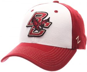 Zephyr NCAA Boston College Eagles Adult Men Bleacher Z-Fit Hat  d66de9873f1c