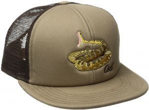 f886f0ecff7 Coal Men s The Wilds Mesh Back Trucker Hat Adjustable Snapback Cap