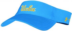 676ca98e ... UCLA Bruins Adult Unisex NCAA Renegade Visor, One Size, Powder Keg. by Under  Armour, Hats & Caps - 2 ratings