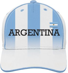 190c9af3c Outerstuff World Cup Soccer Italy Mens -Printed Structured Adjustable Hat