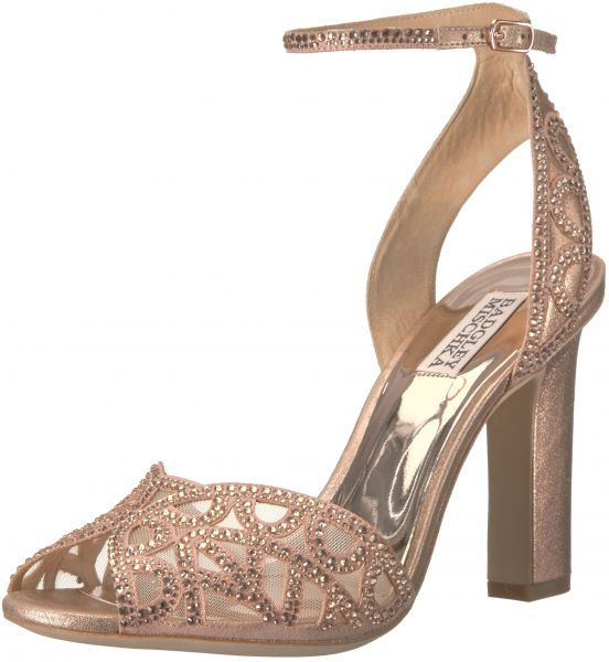09f5dec1b93 Badgley Mischka Women s Hart Heeled Sandal