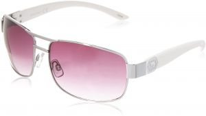 80a211d770 Southpole Men s 5011sp-Slvwh Rectangular Sunglasses