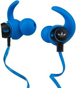 934982daf Monster Adidas Originals In-Ear Headphones - Blue