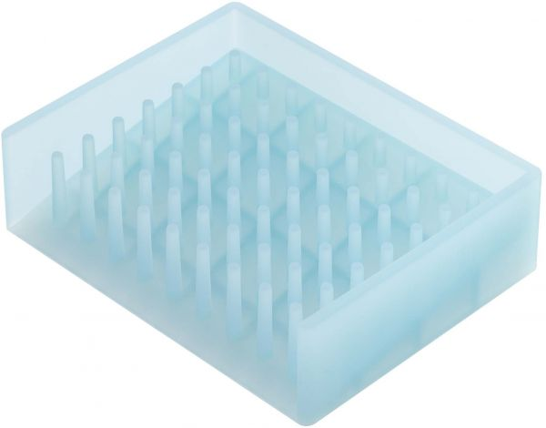 Yamazaki Home 2994 Float Self Draining Soap Tray Blue Souq Uae