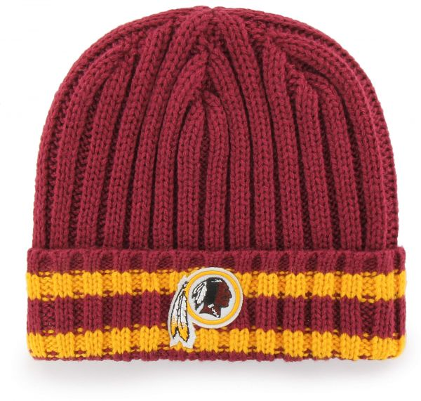 NFL Washington Redskins Bure OTS Cuff Knit Cap c33e899ab