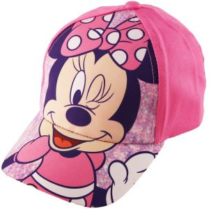 68b5027a5b6 Sale on minnie mouse baby toddler girl baseball hat floral pink and ...