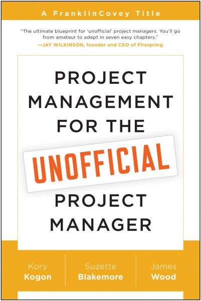 Project Management For The Unofficial Manager A Franklincovey Le Souq Uae