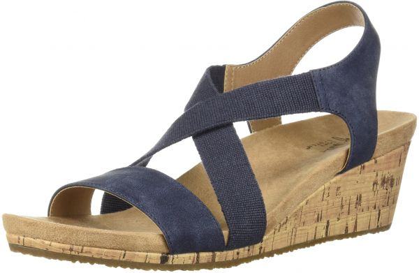 8d5527412683 LifeStride Women s Mexico Wedge Sandal