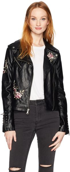e1143914a جاكيت للنساء من GUESS Harper - Harper Jacket Large Jet Black/Multi