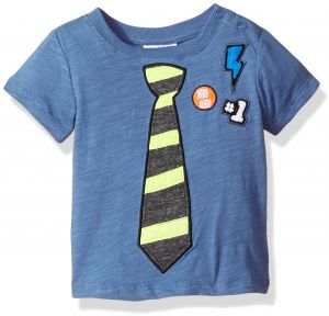 Clothing, Shoes & Accessories Smart Baby Boys George Blue Jersey Type Shorts 12-18 Months Worn Perfect In Workmanship