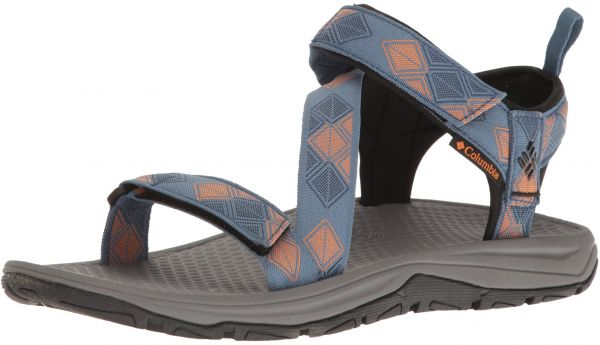 c296dde6 Columbia Men's Wave Train Athletic Sandal, Steel/Valencia, 15 D US | Souq -  UAE