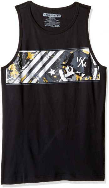 04c1ec9bc4042e Metal Mulisha Men s Established Tank
