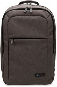80e27c7724 15 inch MacBook Pro Laptop CaseCrown Waltham Backpack (Brown) w  Padded  Compartment