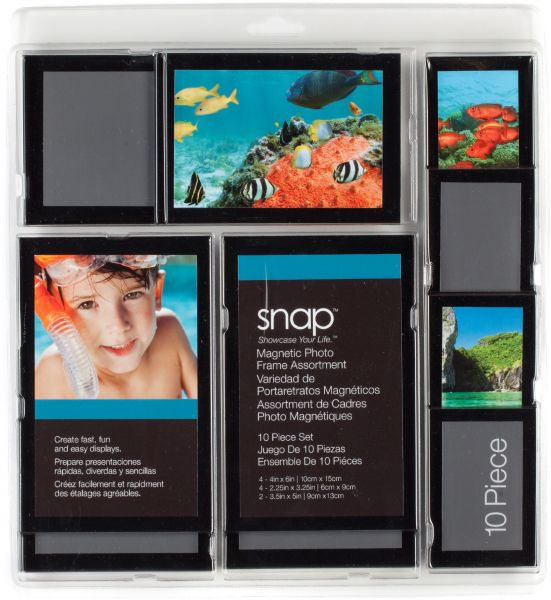 Snap 10 Piece Magnetic Frame Set Souq Uae