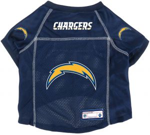 Littlearth NFL Los Angeles Chargers Pet Jersey 3dbdec4b4