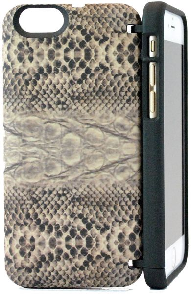 info for 5a5c8 80fbf EYN Products Storage Wallet Case for Apple iPhone 6 and 6S - Snakeskin