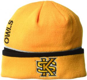 acef7423f8d adidas NCAA Kennesaw State Owls Adult Men Coach s Cuffed Beanie