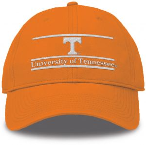 hot sale online be03c 292fb The Game NCAA Tennessee Volunteers Unisex Bar Design Classic Relaxed Twil  Hat, Orange, Adjustable
