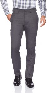745eec9293 Kenneth Cole REACTION Men s Shadow Check Stretch Slim Fit Dress Pant