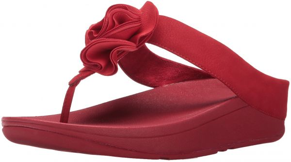 03b4fb37edeef3 FitFlop Women s Florrie Toe-Thong Sandal
