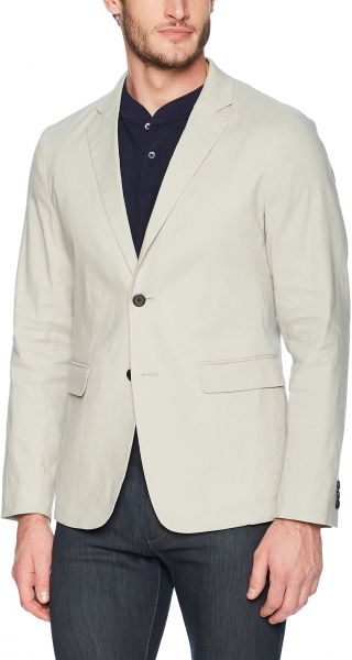 4e3807b54071 Theory Men s Clinton Urban Stretch Linen Jacket
