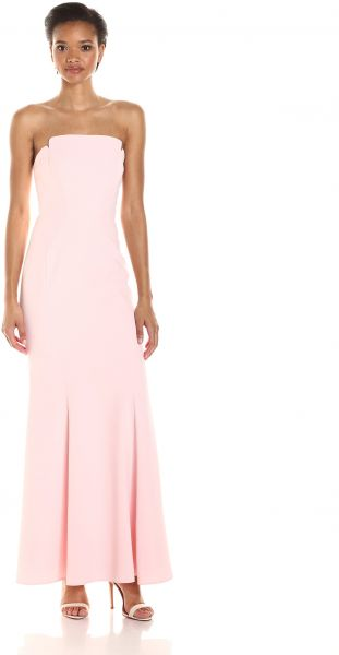 75257d1b07c Jill Jill Stuart Women s Fitted Strapless Column Gown
