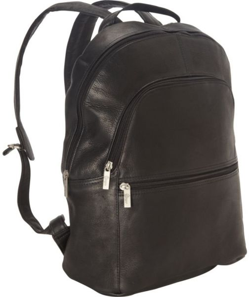 e1febefe40 Royce Leather 15 Inch Colombian Leather Laptop Backpack