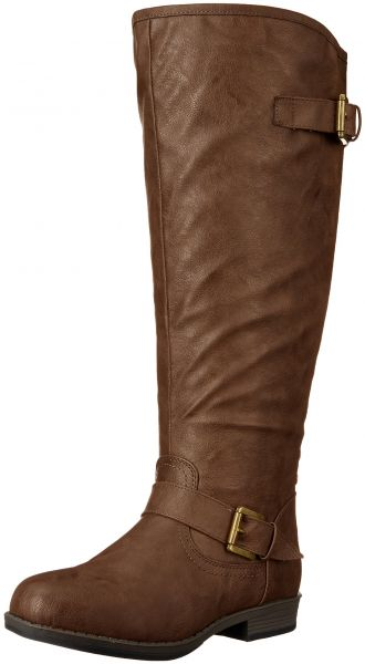 Brinley Co Womens Regular Wide Calf And Extra Wide Calf Knee High