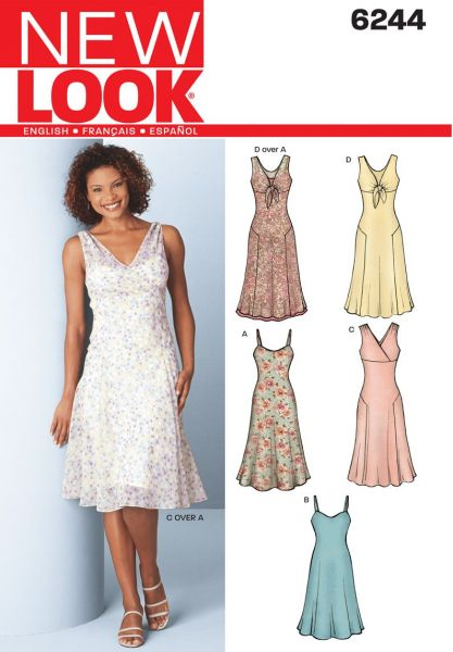 Simplicity Creative Group Inc Patterns New Look Sewing Pattern