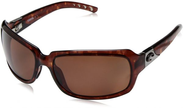 db4eb80787cb Costa del Mar Women s Isabela IB 10 OCP Polarized Oval Sunglasses ...