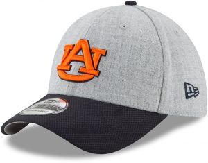 New Era NCAA Auburn Tigers Adult Change Up Redux 39THIRTY Stretch Fit Cap ae5d443740c5