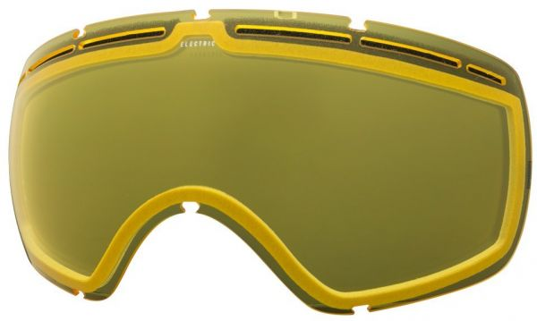 7f54bfd81a1 Electric Visual EG2.5 Yellow Snow Goggle Lens
