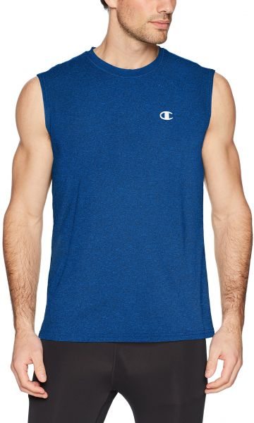 d198d247a709f7 Champion Men s Double Dry Heather Muscle Tee