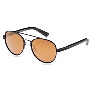 bc02a0a9cfbcd Harley Davidson Men s SG-matte black brown mirror - Metal- M Sunglasses -  HD203802G54