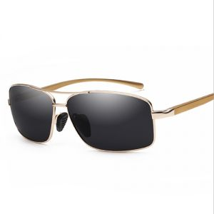 Unisex Metal Sunglasses Fashion Glasses Retro Frame Retro Sunglasses  Goggles Eyewear 4295b4b342