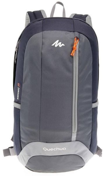 0e8be10684 ARPENAZ HIKING BACKPACK 20 LITRES - GREY
