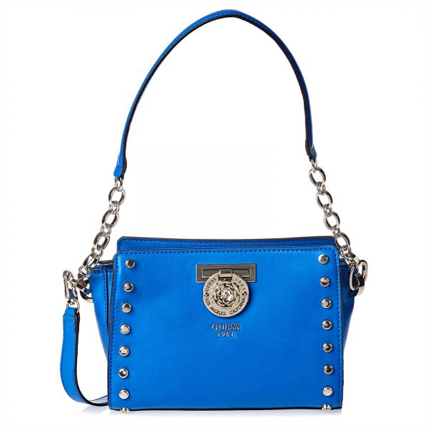 ea442d697c96 Guess Shoulder Bag For Women - Blue