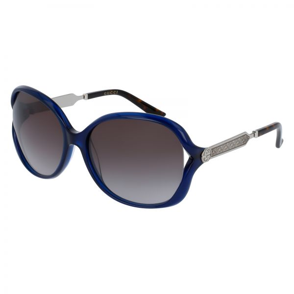 4a88283c3c Gucci Oversized Sunglasses for Women - Grey Lens