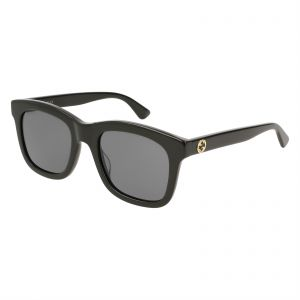 55f8cd8cde76c Gucci Square Sunglasses for Women - Grey Lens