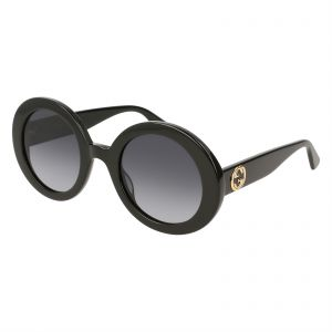 19f861cd90 Gucci Round Sunglasses for Women - Grey Lens