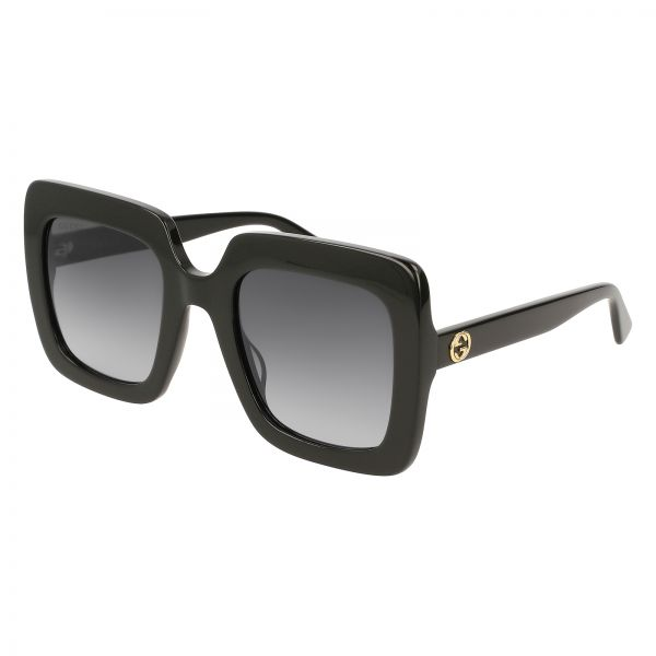 d110d9e6fbc00 Gucci Square Sunglasses for Women - Grey Lens